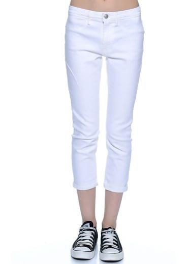 Ichi Pantolon Beyaz
